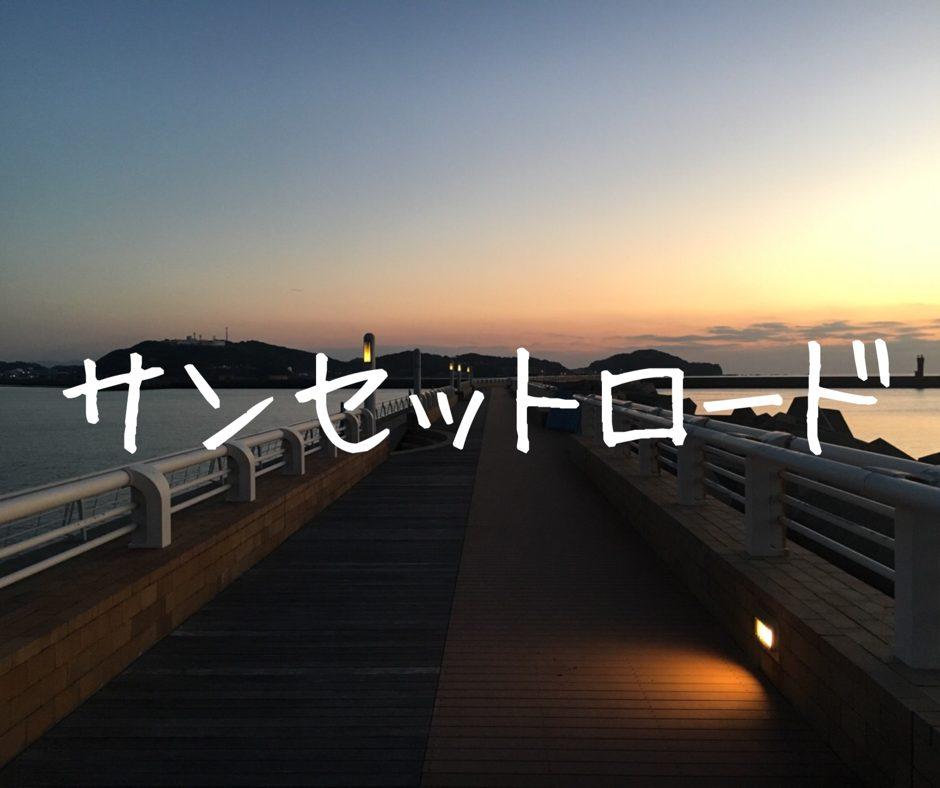 【サンセットロード】インスタ映えする阿久根の『ラ・ラ・ランド』みたいな場所が最高だった【阿久根市晴海町】