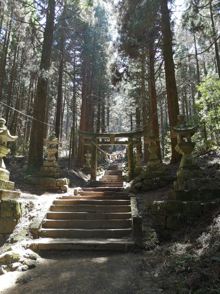 【上色見熊野座神社】まさに異世界へと続く神社!『蛍火の社へ』の舞台【行き方・感想】